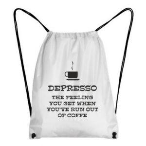 Backpack-bag Depresso