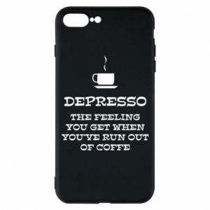 Etui na iPhone 7 Plus Depresso