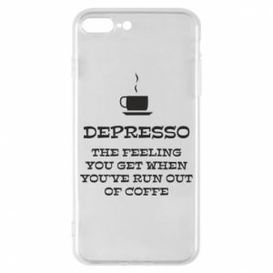 Etui na iPhone 8 Plus Depresso