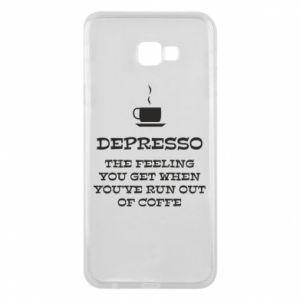 Samsung J4 Plus 2018 Case Depresso