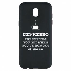 Samsung J5 2017 Case Depresso