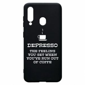 Samsung A60 Case Depresso