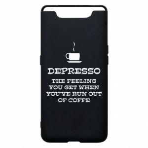 Samsung A80 Case Depresso
