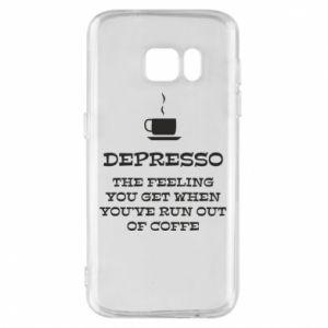 Samsung S7 Case Depresso