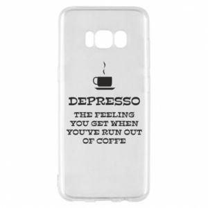 Samsung S8 Case Depresso