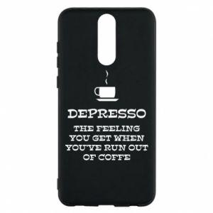 Huawei Mate 10 Lite Case Depresso