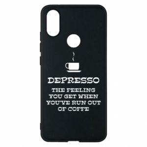 Xiaomi Mi A2 Case Depresso