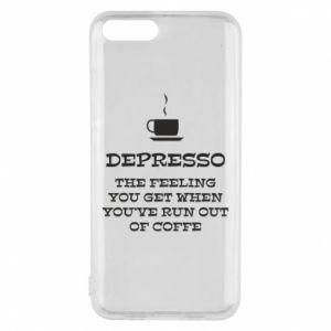 Xiaomi Mi6 Case Depresso