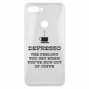 Xiaomi Mi8 Lite Case Depresso