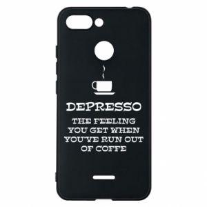 Xiaomi Redmi 6 Case Depresso