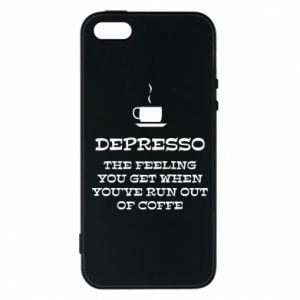 iPhone 5/5S/SE Case Depresso