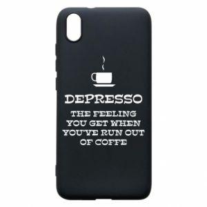 Xiaomi Redmi 7A Case Depresso
