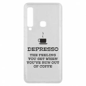 Samsung A9 2018 Case Depresso