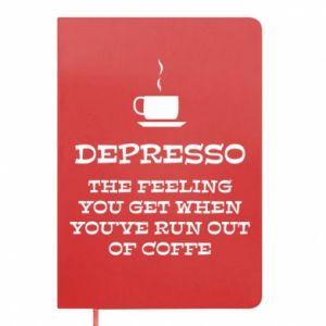 Notepad Depresso