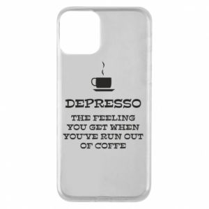 Etui na iPhone 11 Depresso