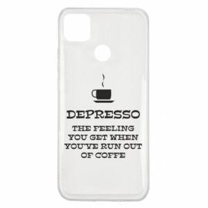 Xiaomi Redmi 9c Case Depresso