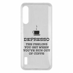Xiaomi Mi A3 Case Depresso