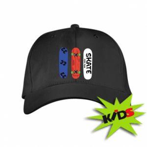 Kids' cap Skate board