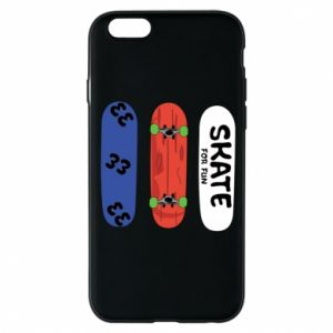 Phone case for iPhone 6/6S Skate board