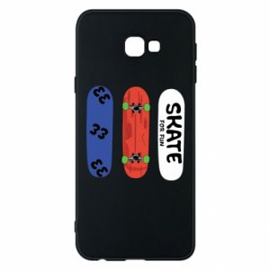 Phone case for Samsung J4 Plus 2018 Skate board