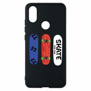 Phone case for Xiaomi Mi A2 Skate board
