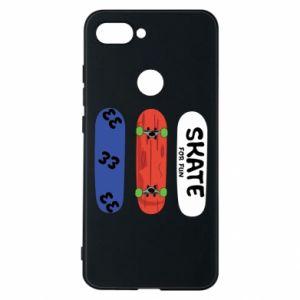 Phone case for Xiaomi Mi8 Lite Skate board