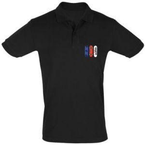 Men's Polo shirt Skate board
