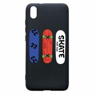Phone case for Xiaomi Redmi 7A Skate board