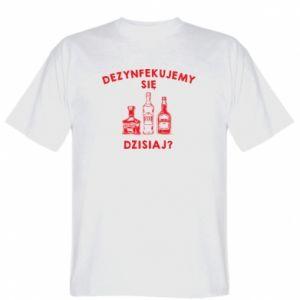 Koszulka męska Dezynfekcja