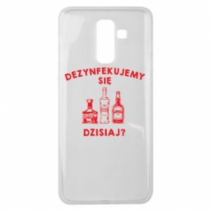 Samsung J8 2018 Case Disinfection