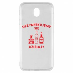 Samsung J7 2017 Case Disinfection