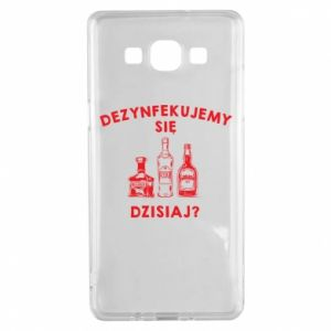 Samsung A5 2015 Case Disinfection