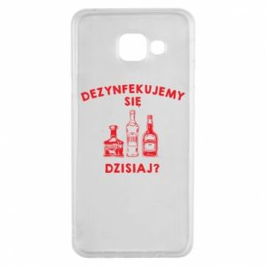 Samsung A3 2016 Case Disinfection