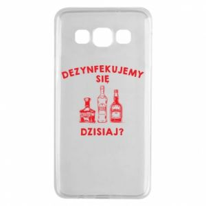Samsung A3 2015 Case Disinfection