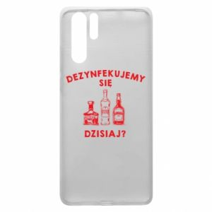 Huawei P30 Pro Case Disinfection