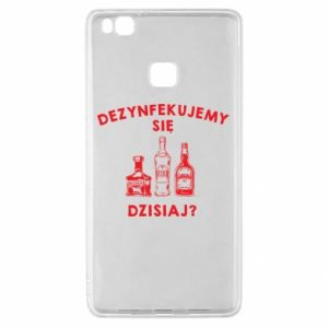 Huawei P9 Lite Case Disinfection
