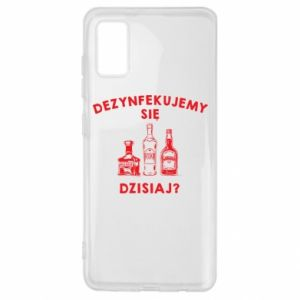 Samsung A41 Case Disinfection
