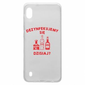 Samsung A10 Case Disinfection