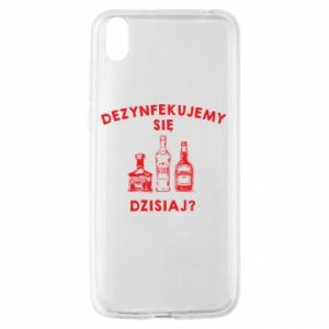 Huawei Y5 2019 Case Disinfection