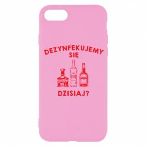 iPhone SE 2020 Case Disinfection