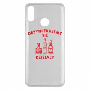 Huawei Y9 2019 Case Disinfection