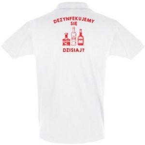 Koszulka Polo Dezynfekcja