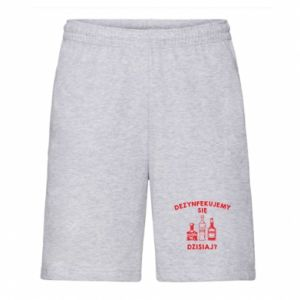 Men's shorts Disinfection