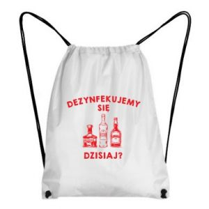 Plecak-worek Dezynfekcja