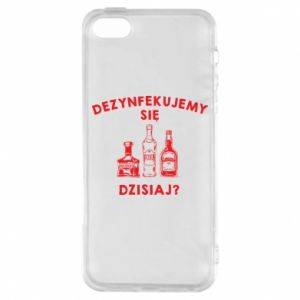 iPhone 5/5S/SE Case Disinfection