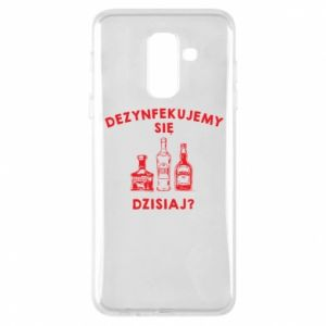 Samsung A6+ 2018 Case Disinfection