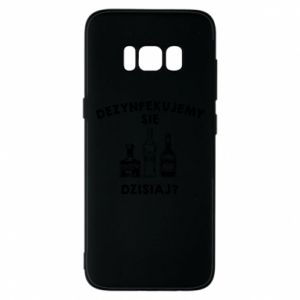 Samsung S8 Case Disinfection
