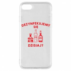 iPhone 8 Case Disinfection