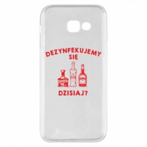 Samsung A5 2017 Case Disinfection