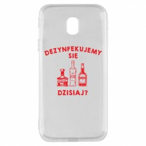 Samsung J3 2017 Case Disinfection
